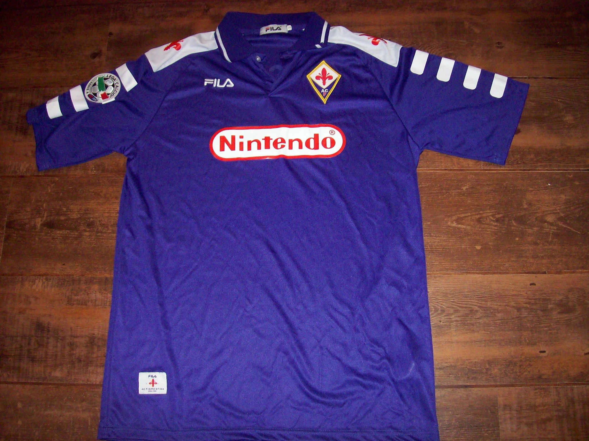 3a58ad659e5 Global Classic Football Shirts | Vintage Football Shirts Fiorentina Old  Retro Soccer Jerseys Maglie